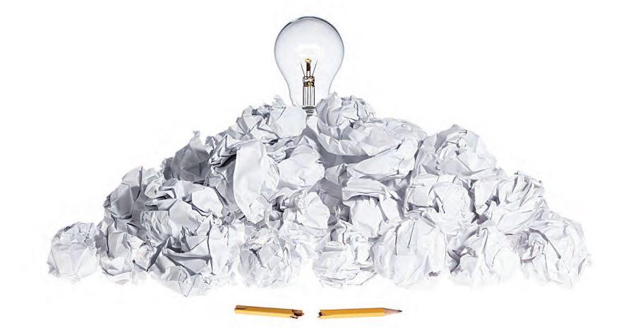 Špatné inovační workshopy vyrábějí pouze papír - dobré vyrábějí konkrétní řešení.
